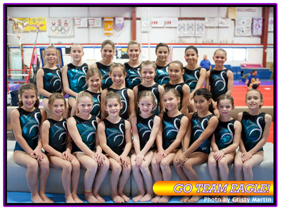 Eagle Gymnastics Canandaigua New York